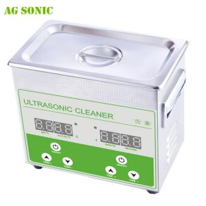 China 3L 40khz 100W Medical Ultrasonic Cleaner With Heater Hospital Medical Equipment Cleaning on sale