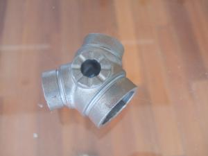 China Alloy Steel Lost Wax Investment Casting For Hardware Part Precision Metal Casting on sale