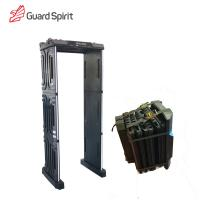 Automatic IP65 Waterproof Security Walk Through Gate CE / ISO / Rohs