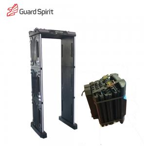 China Automatic IP65 Waterproof Security Walk Through Gate CE / ISO / Rohs on sale