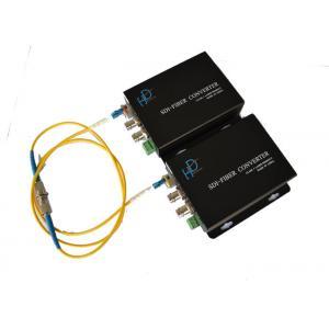 China BNC HD SDI Converter 800mV / 1080p CCTV Fiber Optic Converter 50Hz Frequency on sale