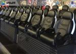 Movie Theater Seats 5D Cinema System / Cinema Equipment With Control Software