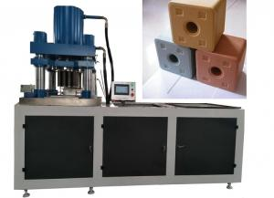 China 4kg 5kg Animal Licking  Salt Block Making Machine Mineral Nutrition 220V / 380V on sale