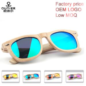China Wooden sunglasses for men and women with best price colorful sun glasses on sale