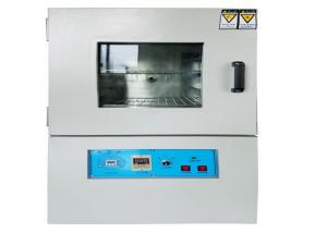 China High Temperature Laptop Battery Testing Machine Flame Burn In Test Equipment UL1642 on sale