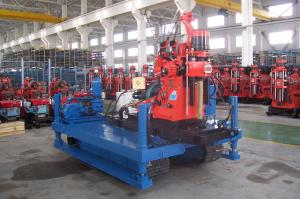 China GXYL-1 Exploration Drilling Rig , Crawler Drilling Machine For Engineering Prospecting on sale