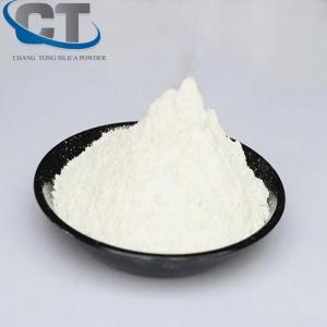 China Lianyungang professional manufacturers Minerals &Metallurgy white silica powder  for Electronics Chemicals on sale