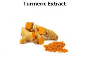 China 95% Curcumins Bulk Natural Food Pigments Turmeric Root Extract Powder Anti-Inflammatory on sale
