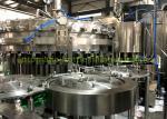 0.2-2L Bottle Carbonated Soft Drink Filling Machine / Production Plant 380V / 50Hz