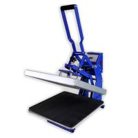 Best sell in USA 15*15inch Black color Semi Automatic Open Heat Press Machine,