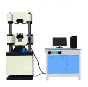 China Electric Tensile Testing Machines 60T Computer Control Hydraulic on sale