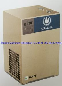 China Hot sale 6.6m3/min Refrigerated air dryer for cooling screw air compressor made in china R410A on sale
