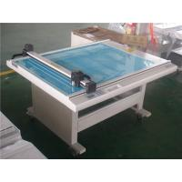 High Speed Garment Shoe Pattern Cutting Machine Multi - Functional For Cloth Industry