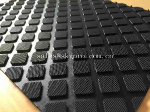 China 2.5Mpa Commercial Rubber Mats Cow Mattresses , Durable Industrial Rubber Sheets on sale