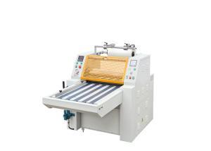 China Sistema exercendo pressão sobre hidráulico de trabalho rápido de estratificação de papel manual da velocidade da máquina da série de YDFM on sale