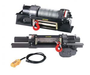 China electric capstan winch for sale on sale