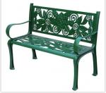 Arabic Artis Cast Iron Table And Chairs / Cast Iron Garden Furniture