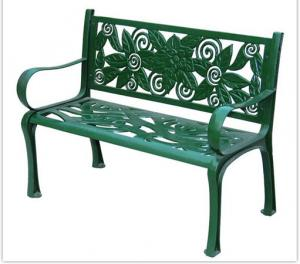 China Arabic Artis Cast Iron Table And Chairs / Cast Iron Garden Furniture on sale