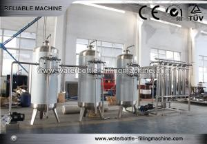China Mineralized Water Filtration System Hydraulic Pressure Water Purifing Machine on sale