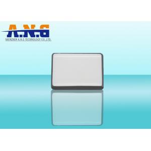 China La etiqueta de epoxy de Rfid de la gama larga de la cubierta con pegamento/la frecuencia ultraelevada extranjera de Rfid del microprocesador H3 marca con etiqueta on sale