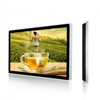 High Performance Lcd Digital Signage Display , Compatible Lcd Poster Display