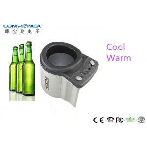 China Reversible Heat Pump Electric Wine Bottle Chiller 75MM Aluminum Cans Diameter on sale