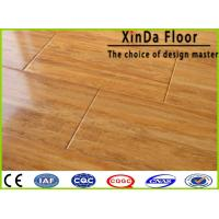 size ac3/4/5 hdf water resistant waxed click parquet wood flooring laminate flooring