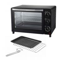 18L oven, toaster oven, EMOV79, 1200W, With timer, double glass door