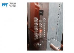 China 3.0m/s Speed Luxury Passenger Elevator with IC card access control for Commercial Buildings on sale