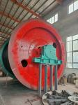 Powerful mining Winding Hoist JK series Single Rope Winding Hoist for mining