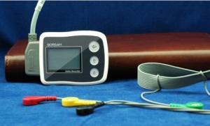 Quality ポケット・サイズ12チャネルのHolter ECG 24時間ECGの監視のレコーダーiTengo+ for sale