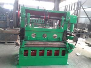China JQ25--25 Expanded Mesh Making Machine / Expanded Metal Lathe Machine For Buildings on sale