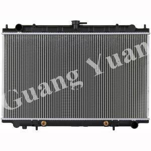 China Aluminium Auto Water Cooling Car Radiator , Nissan Maxima Radiator DPI 1752 on sale