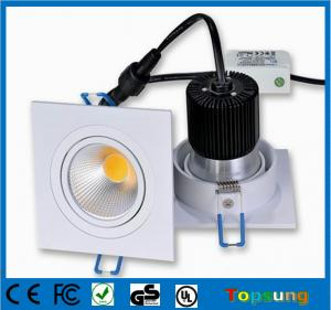 China 6W 180 degree dimmable Hot sale square ceiling led downlight on sale