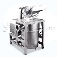 Coffee Turmeric Nut Grinder Machine / Rice Husk Pulverizer 10-200 Fineness