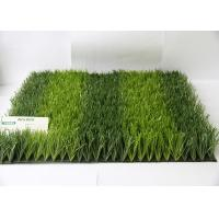 China AVG High Elasticity Soccer Field Artificial Grass 50MM Dark Green Color on sale