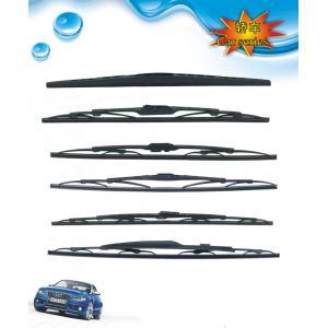 China Car Windscreen Soft Rubber Wiper Blades , Rain x Wiper Blades on sale