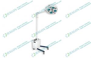 China Overall Reflection Movable Adjustable operating room lighting for Hospital Emergency on sale