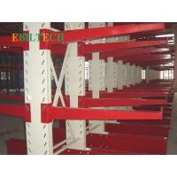 ISO    Heavy Duty Cantilever Storage Racks  Steel Q235 B  1000kgs/Arm  Capacity