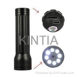 China Mini Flashlight Video Camera on sale