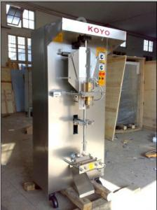 China Electric Peanut Milk / Juice Filling Machine For Plastic Bottle , 6000bhp on sale