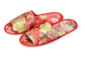 China disposable foam pedicure slippers on sale