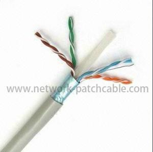 China High Performance Data Category 6 Lan Cable Cat6 Gigabit Cable on sale