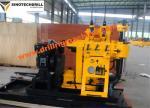 Máquina de perfuração do poço de água, máquina de perfuração portátil da perfuração de 200 medidores