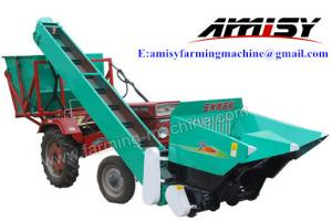 China Trailed Corn Combined Harvester on sale