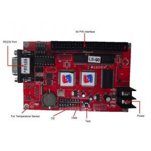 China Listen LS-Q0 Tri Color LED Control Card on sale