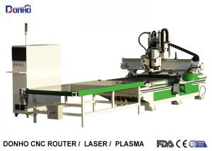 China Computerized 3D CNC Router Machine Wtih Auto Loading And Unloading System on sale