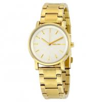 China Luxury Crystal 24k Gold horse Watches index dial on sale