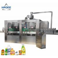 Automatic gas carbonated beverage filling machine for PET bottle, liquid filling machine,bottle water bottling equipment
