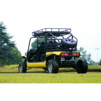 Chery 1100cc Water-cooled Engine, 1430 mm Rear-wheel Gauge Off Road Dune Buggy 1100TR-T4